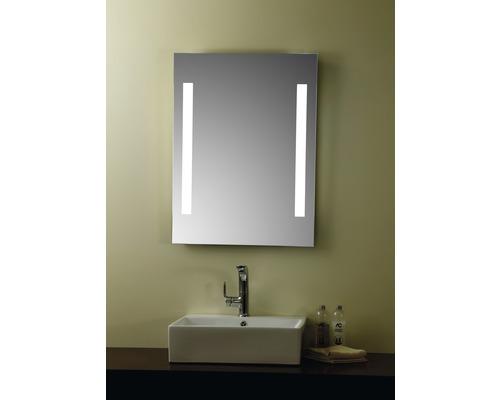 LED Badspiegel DSK Silver Lake 50x70 cm IP 24 (spritzwassergeschützt)
