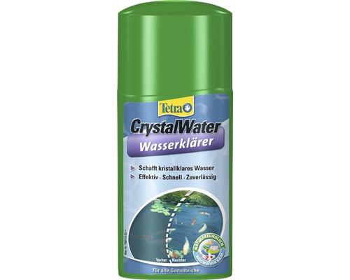Schwebeteilchenabbau TetraPond CrystalWater 250 ml