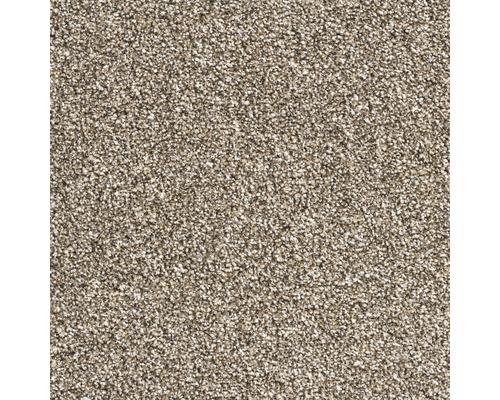 Teppichboden Shag Perfect Farbe 92 grau 500 cm breit (Meterware)