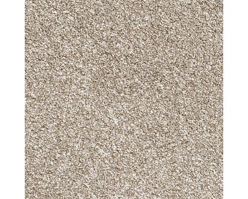 Teppichboden Shag Perfect Farbe 90 grau 400 cm breit (Meterware)