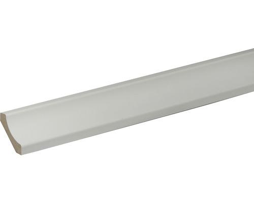 Hohlkehlleiste weiß 28x28x2400 mm