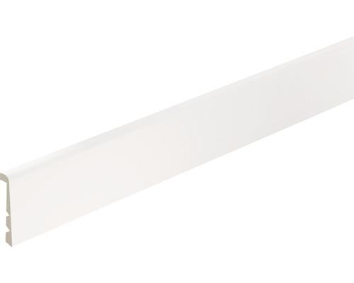 Sockelleiste weiß 24x92x2400 mm