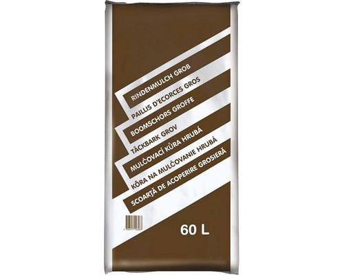Rindenmulch grob 0-40 mm 60 L