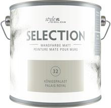Premium Wandfarbe StyleColor SELECTION Farbton 32 Königspalast 2,5 l