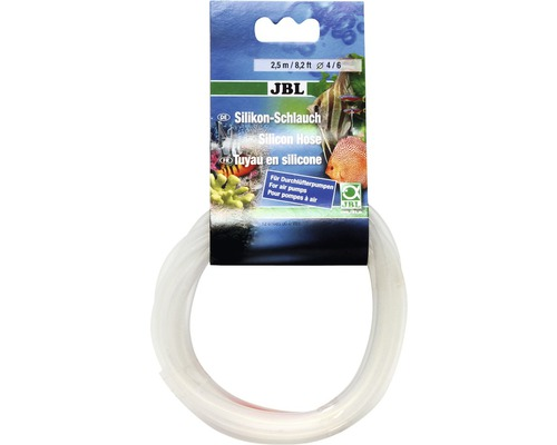 Aquarienschlauch JBL 4/6mm 2,5 m