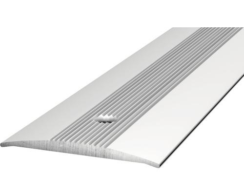 Übergangsprofil Alu silber 37x1000 mm