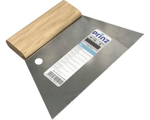 Kleberspachtel Stahl Zahnung A1 180 mm