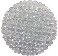 Duscheinlage Spirella Riverstone Clear rund 57 cm