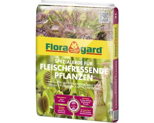 Fleischfressende Pflanzen Erde Floragard 3 L