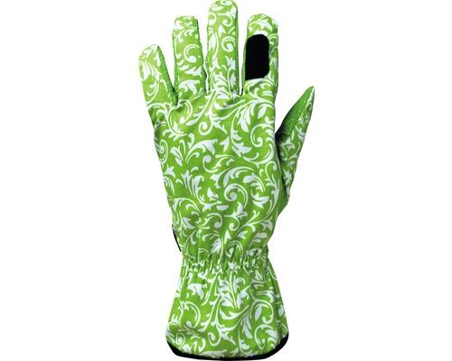 Gartenhandschuhe for_q soft 1 Paar Gr. S, grün