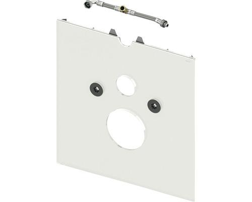 TECElux untere WC-Glasplatte für Dusch-WC weiß 9650102