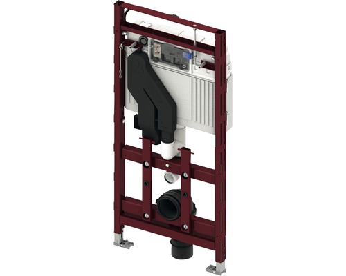TECElux WC-Modul 400 Bauhöhe 1120 mm höhenverstellbar mit Geruchsabsaugung 9600400