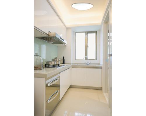 LED Deckenleuchte 12W 2700-6000 K warmweiß-tageslichtweiß Ø 300 mm Zürich weiß