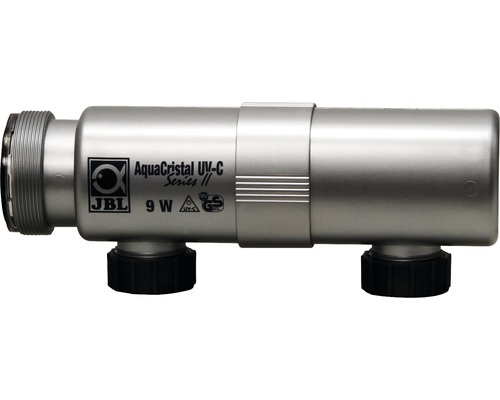 Gehäuse und Glas JBL AquaCristal UV-C 9 W