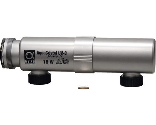 Gehäuse und Glas JBL AquaCristal UV-C 18 W