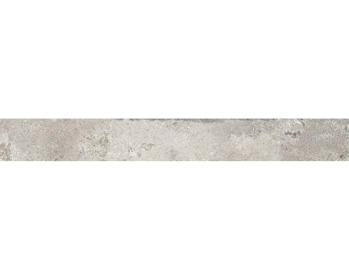 Sockel Traccia grigio 7x61 cm