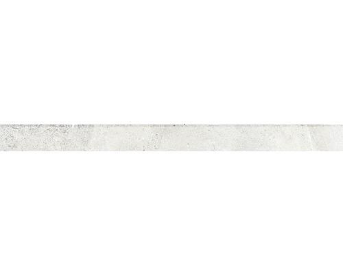 Sockel Area white 7x60 cm