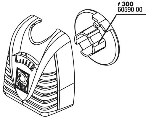 Frontabdeckung JBL ProFlow t300
