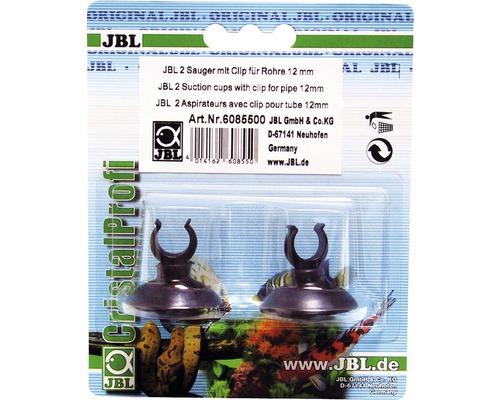 Clipsauger JBL 12 mm, 2 Stück