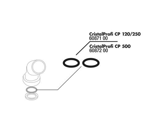 Dichtung JBL CP 120/250 für Anschlussfitting 2 Stück