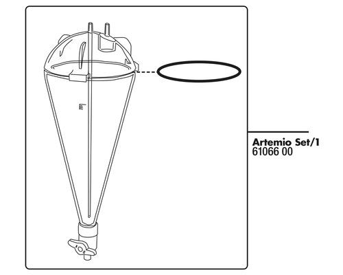 Brutbehälter JBL Artemio