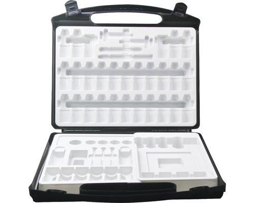 Koffer für Wassertests JBL leer mit Einlagen
