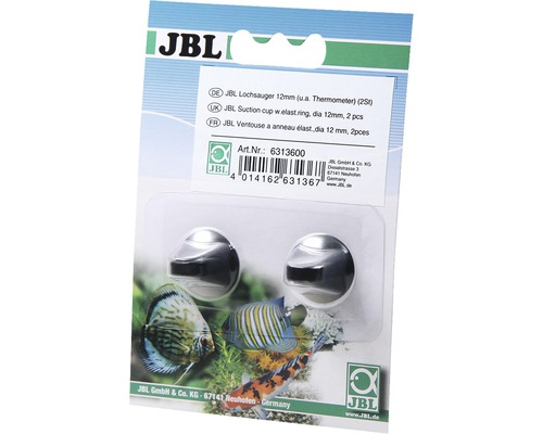 Lochsauger JBL 12 mm, 2 Stück