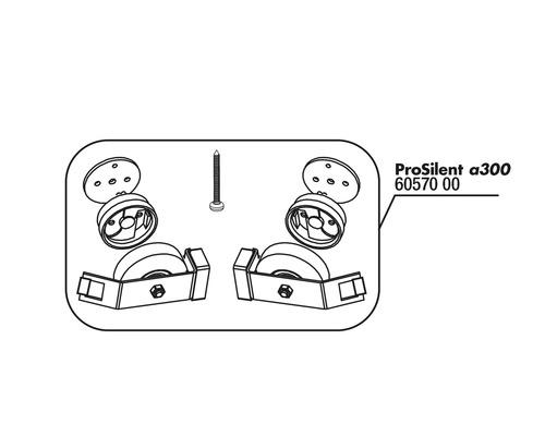 Membranset JBL PS a300