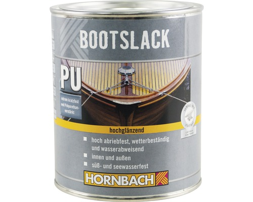 Bootslack hochglänzend 750 ml