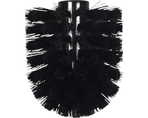 Ersatzbürstenkopf Spirella schwarz 83 mm