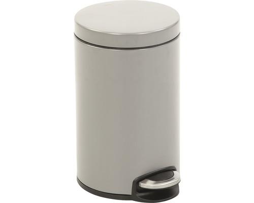 Treteimer Serene 12 Liter Platinum