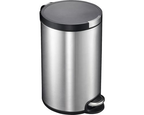 Treteimer 12 Liter edelstahl