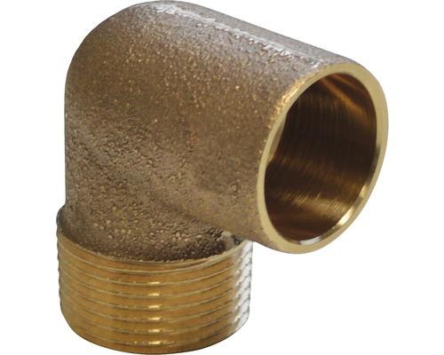 Viega Winkel 15mm x 1/2 Rotguss 100568