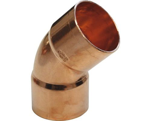Viega Bogen 45 Grad 28mm Kupfer 101459