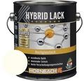 Buntlack Hybridlack Möbellack glänzend RAL 9010 reinweiß 2 l