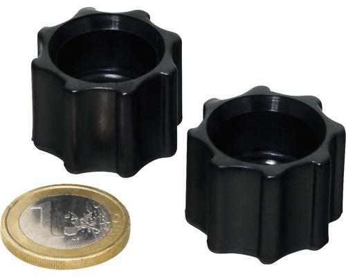 Schlauchmutter JBL CP e4/7/900/1 2 Stück schwarz