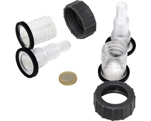 Tüllen und Mutter JBL AQ 12-25 und 32 mm