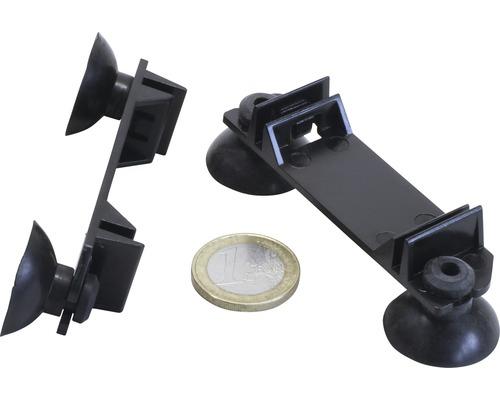 Sauger JBL AutoFood komplett 2 Stück schwarz