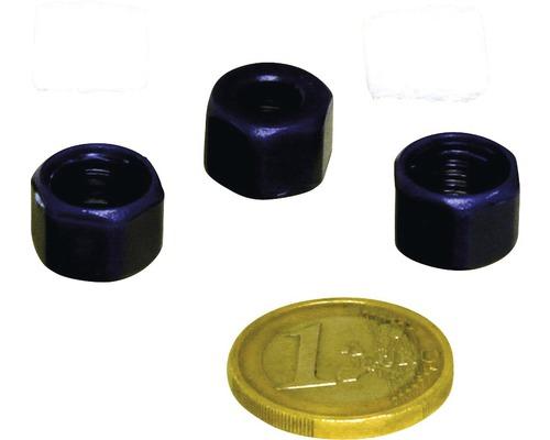 Überwurfmutter JBL Luft/CO2-Schlauch 3 Stück