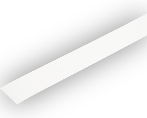 Dekorkante 27018 Weiß 650x45 mm (2 Stück)