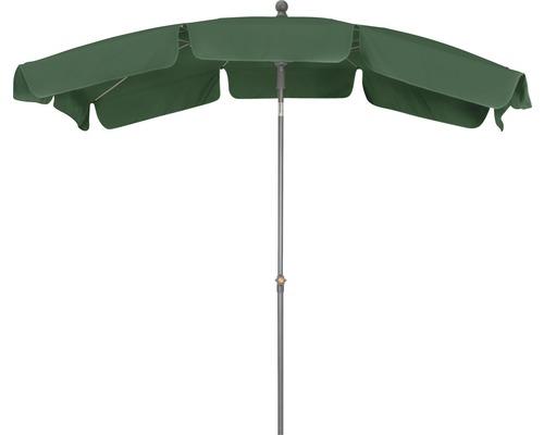 Sonnenschirm Siena Garden Tropico 210x140 cm Polyester 180 g/m² grün