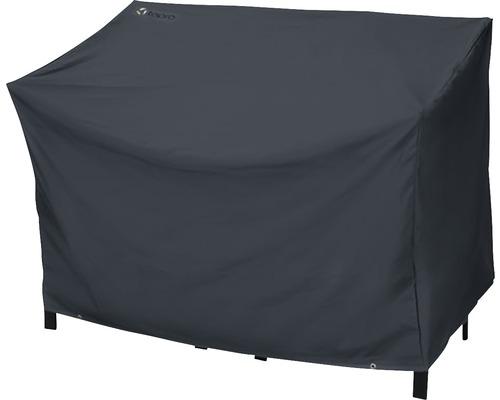 Schutzhülle für Gartenbank Tepro oval 3 Sitzer 80x160x80 cm