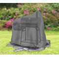 Tepro Schutzhülle für Smoker oval mittel 73,7x125,7x119,4 cm