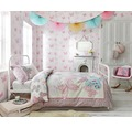 Vliestapete Kids@Home 5 100114 Butterfly rosa