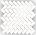 Keramikmosaik CHB 05WM weiß 30x30 cm