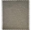 Glasmosaik CUBA B25G grau 27,5x29,7 cm