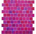 Glasmosaik XCM CF87 pink 28,6x31,8 cm