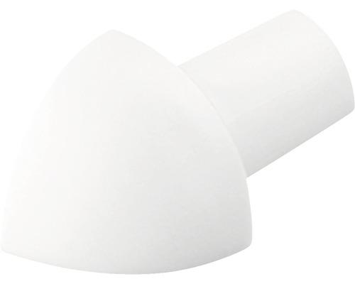Eckstück Dural Durondell DRP 830-Y weiß 8 mm 2 Stück