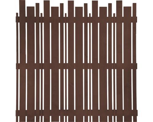 Hauptelement Various 180 x 180 cm braun