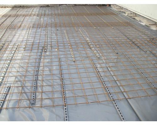 100 Meter Drunterleiste Abstandhalter 30mm U-Brücke Distanzhalter